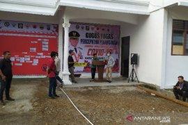 Konferensi pers di posko tanggap darurat COVID-19 Simalungun dibatalkan