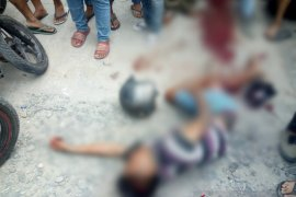 Jambret di Medan tewas saat hendak melarikan diri