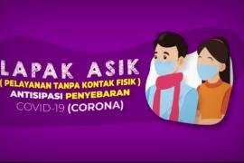"""Antisipasi penyebaran COVID-19, BPJAMSOSTEK terapkan """"Lapak Asik"""""""
