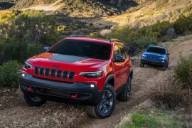 All New Cherokee ramaikan pasar Indonesia