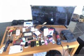 Polisi Bangka berhasil amankan dua pelaku curanmor bersenjata api