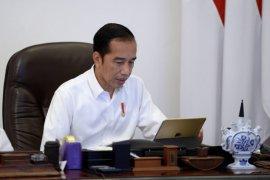 Jokowi: Gunakan Dana Desa untuk tangani COVID-19