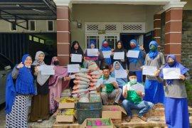 Aksi sosial GP Ansor Kapuas Hulu di tengah wabah COVID - 19