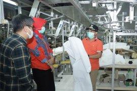 Pabrik garmen di Kota Malang beralih fungsi produksi APD