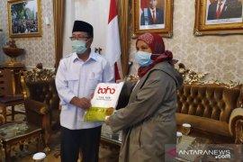 Anggota DPR RI beri bantuan APD untuk tenaga medis Cianjur