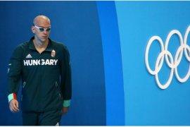 Laszlo Cseh tunda pensiun akibat Olimpiade