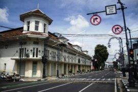 Penutupan Ruas Jalan di Bandung