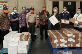 Industri farmasi tersohor di Rusia kirim obat ke Indonesia tangani COVID-19
