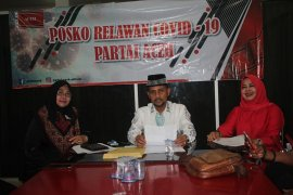 Kader Partai Aceh diminta bantu kebutuhan pokok masyarakat miskin