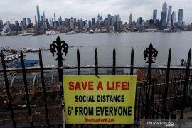 New York alami hari paling mematikan selama krisis corona