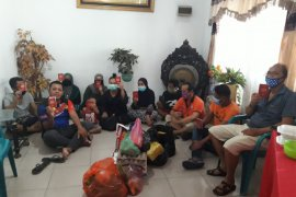 Ratusan WN Malaysia tertahan di Nunukan
