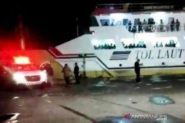 Penumpang tiba-tiba pingsan, KM Sabuk Nusantara merapat lagi ke dermaga Meulaboh