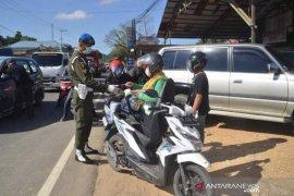Pemkot Samarinda berlakukan pembatasan akses ke luar-masuk