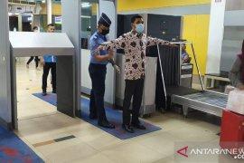 Bandara Jambi terapkan operasi minimum tapi pengawasan kesehatan lebih optimal