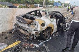 Kecelakaan di Tol Jagorawi akibatkan Wakil Jaksa Agung meninggal