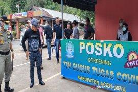 Pemkab Aceh Jaya cabut pemberlakuan jam malam
