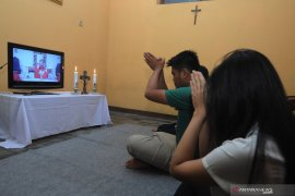 Pengurus GBI Jemaat Loksado putuskan ibadah paskah bersama di gereja di tiadakan