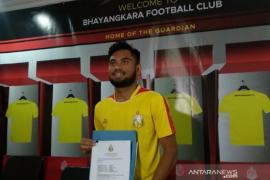 Pemain Bhayangkara FC Saddil Ramdani ditetapkan sebagai tersangka kasus pengeroyokan