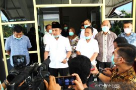 Bupati Tapteng imbau warganya yang kontak dengan PDP COVID-19 asal Padangsidimpuan segera melapor