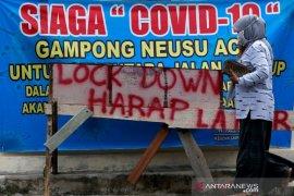 Karantina wilayah mandiri berlanjut di Banda Aceh