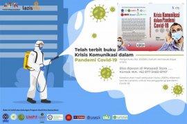 "Akademisi Muhammadiyah rilis buku ""Krisis Komunikasi dalam Pandemi COVID-19"""