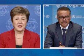 IMF apresiasi kebijakan ekonomi Indonesia untuk respons pandemi COVID-19