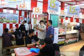 Satpol PP Tangerang diterjunkan sosialisasikan imbauan #dirumahaja