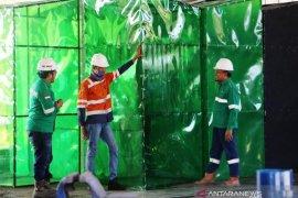 Mifa produksi bilik anti COVID-19 untuk RS di Aceh