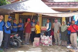 Pemkab Paser Salurkan Bantuan Korban Banjir di Muara Kqomam