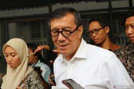 Yasonna tegaskan pecat jajaran terbukti pungli pembebasan narapidana