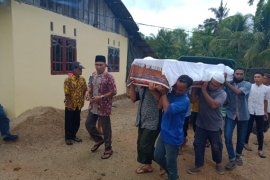 Napi teroris bom Sibolga meninggal dunia