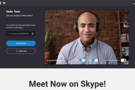Skype tawarkan panggilan video tanpa mendaftar terlebih dulu