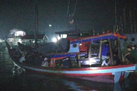 20 TKI ilegal dari Malaysia diamankan Lanal Tanjungbalai