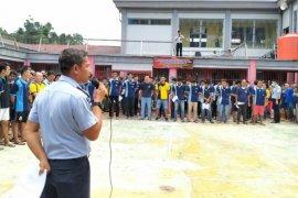 39 WBP Rutan Sanggau dapat asimilasi