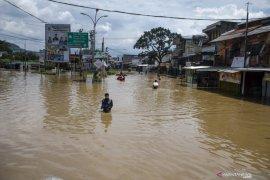 BPBD: 81.088 warga terdampak banjir di Kabupaten Bandung