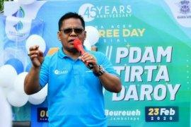 Imbas Corona, Aminullah minta PDAM Tirta Daroy beri diskon 50 persen