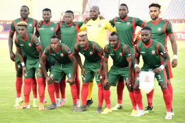 Burundi lanjutkan liga sepak bola  meski ada pandemi corona