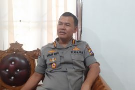 Sebanyak 1.185 kerumunan massa dibubarkan polisi di Sumatera Barat