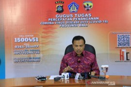 Pejabat Pemprov Bali siap sumbangkan ratusan ribu masker