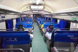 KAI Sumut batasi kapasitas penumpang hanya 50 persen