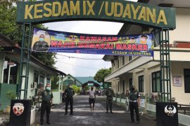 Korem Wira Satya wajibkan personel gunakan masker