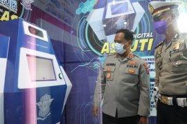 Polres Tulungagung resmikan pos anjungan informasi layanan masyarakat