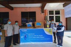 PGN sumbang APD untuk RSUP Haji Adam Malik Medan