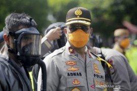 Kapolda Gorontalo imbau masyarakat tetap di rumah