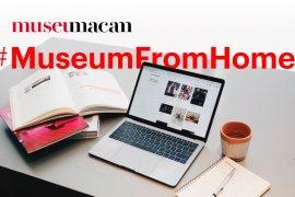 """Jelajahi Museum MACAN melalui """"Museum From Home"""""""