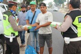 Bhayangkari Cabang Simalungun bantu warga kurang mampu
