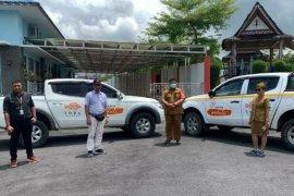 JAPFA serahkan tiga mobil dukung Pemkab Simalungun cegah COVID-19