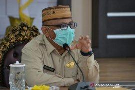 Gubernur Gorontalo minta OPD distribusi bantuan pangan 15 April