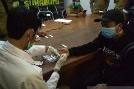 """Pemkab Sukabumi fasilitasi """"rapid test"""" untuk wartawan"""