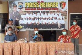 Polres Tanah Bumbu ringkus 64 orang pelaku kriminal